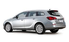 /20.06-31.08/Compact.- Opel Astra Wagon, 1.6 l (gasoline), 2012-2015, wagon