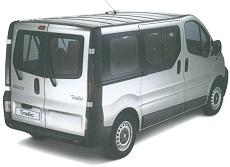 /20.06-31.08/Van.- Opel Vivaro, 1.9 l (diisel), 2008-2015, väikebuss